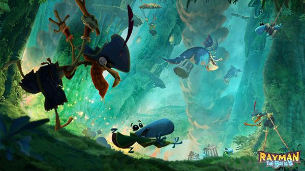 Rayman Legends GameliveReview4