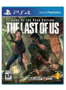 the last of us Box Art - Ps4(Gamelive.ir)