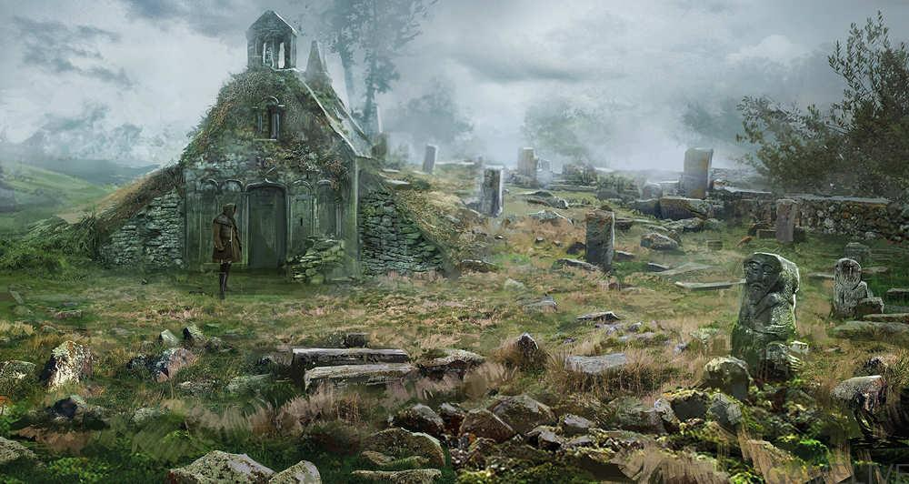the-witcher-3-wild-hunt-concept-art(Gamelive.ir)