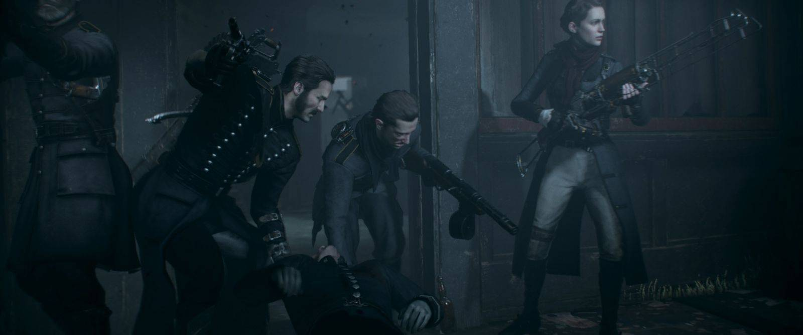 the-order-1886-direct-feed-ps4-screen-4(Gamelive.ir)