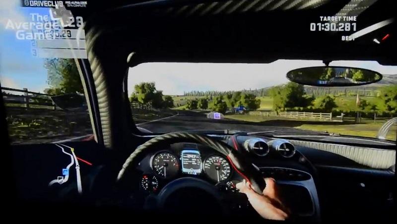 Driveclub_E32013InCar
