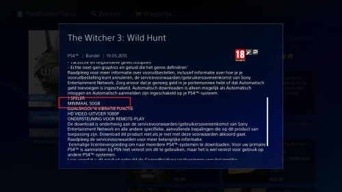 the-wticher-3-ps4-hdd-size-requirement
