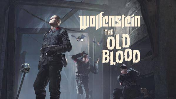 Wolfenstein The Old Blood(GameLive.ir)