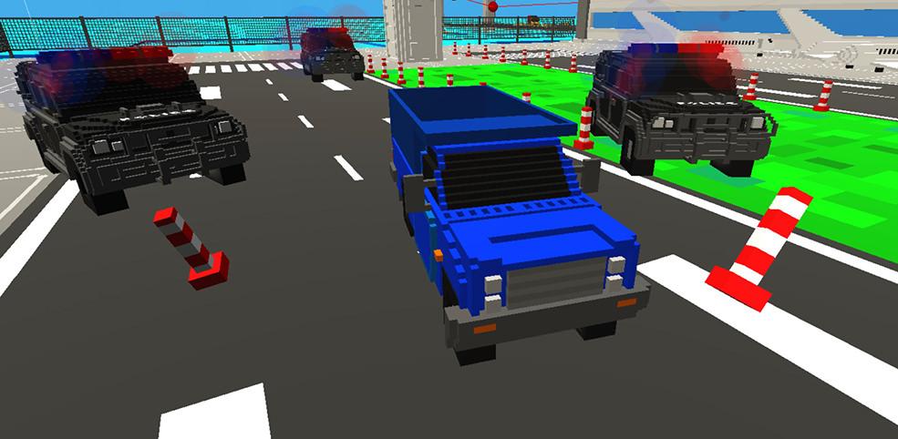 رانندگی در شهر «کلاچ»